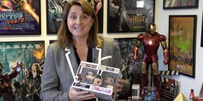 Victoria Alonso asciende a presidenta de producción de Marvel Studios