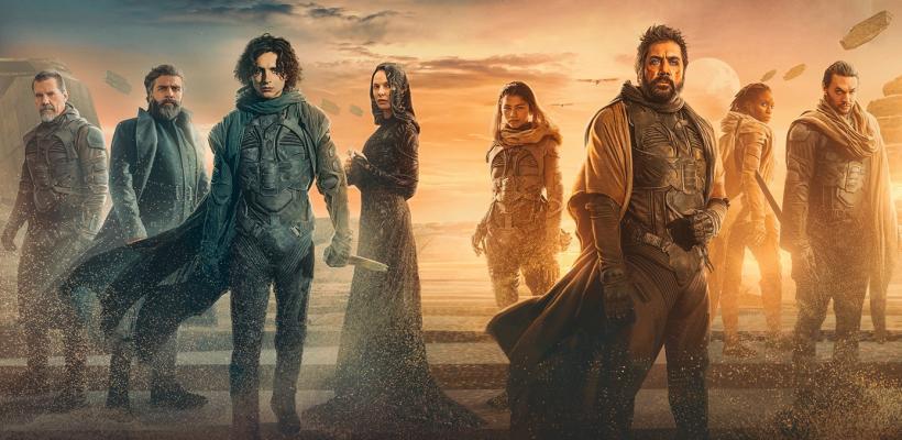 Dune: diseñadores de vestuario crearon más de mil atuendos para la película