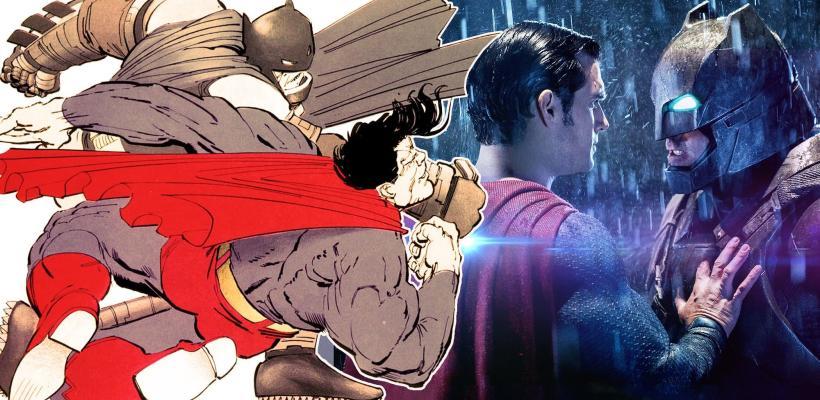 Frank Miller reaccionó a la influencia de su obra en las películas de Zack Snyder