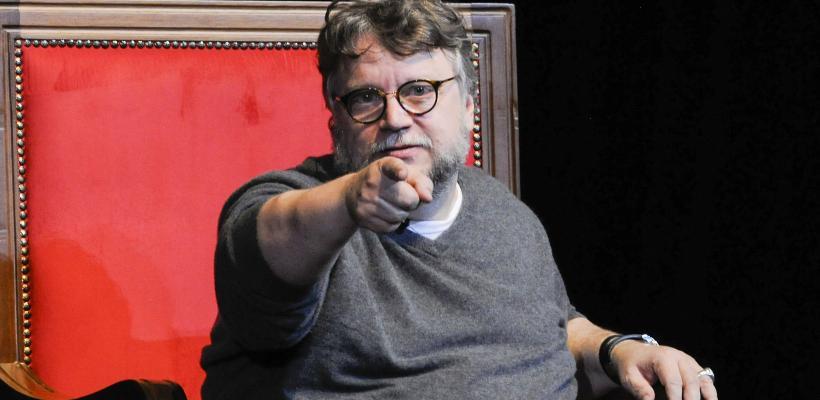 Guillermo del Toro escribió guiones durante 16 años y muchos no se filmaron