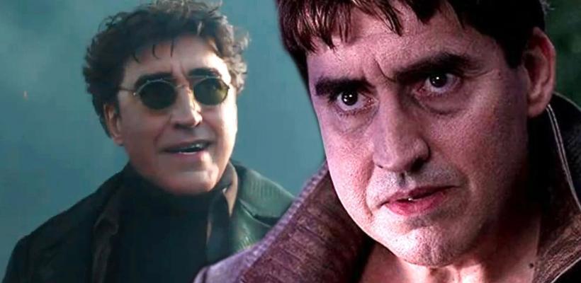 Spider-Man: Sin Camino a Casa   Tráiler IMAX nos deja ver mejor la apariencia de Alfred Molina