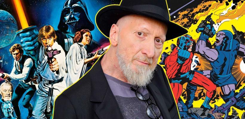 Frank Miller opina que Star Wars es el culpable del boom actual del cine de superhéroes