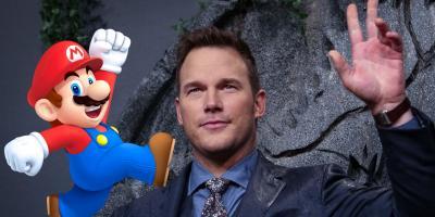 Chris Pratt asegura que interpretar a Mario Bros. es un sueño hecho realidad
