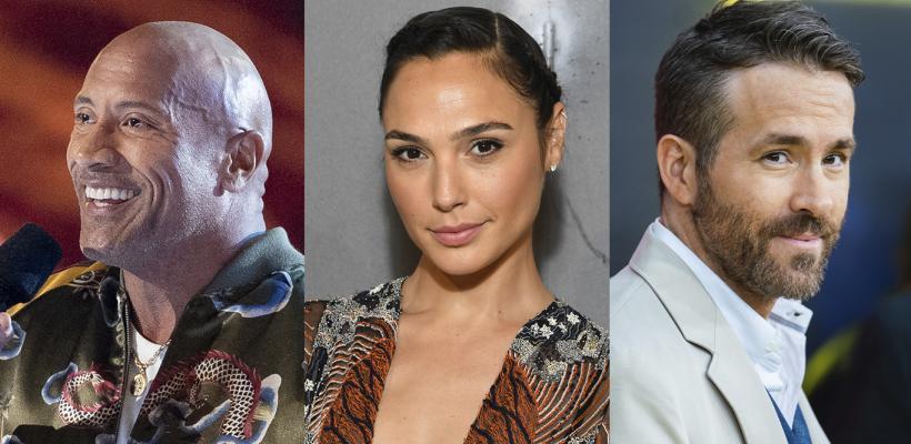 TUDUM: Netflix lanza nuevo clip de Alerta Roja con Dwayne Johnson, Gal Gadot y Ryan Reynolds