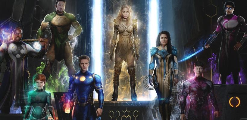Eternals: Su tiempo de ejecución estaría por encima de Avengers: Infinity War