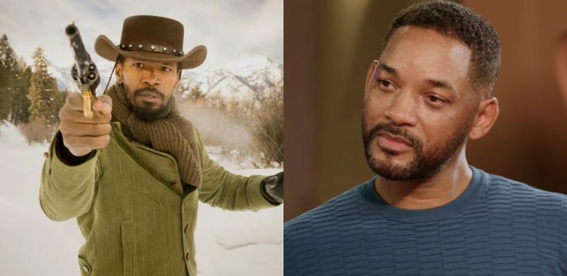 Django sin cadenas: Will Smith la rechazó por ser sobre un esclavo vengativo