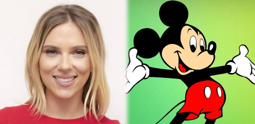 Scarlett Johansson y Disney llegan a un acuerdo sobre Black Widow y se reconcilian