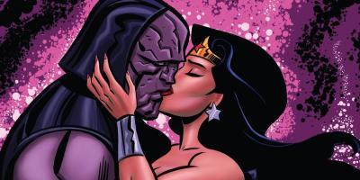Mujer Maravilla y Darkseid tendrán un romance en nuevo cómic
