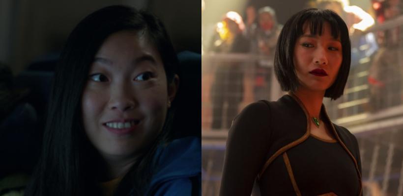 Shang-Chi: Katy y Xialing podrían tener un romance, dice director