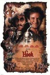 Hook, El Regreso del Capitán Garfio