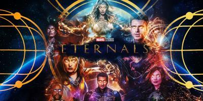 Eternals: Marvel Studios confirma que la historia se divide en dos periodos distintos