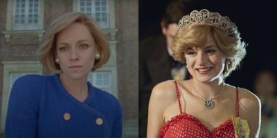 Kristen Stewart se inspiró en Emma Corrin para dar vida a la Princesa Diana