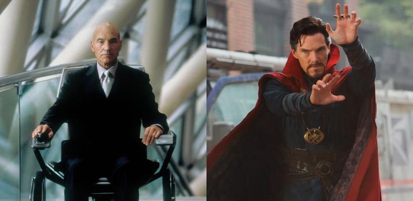 RUMOR: Doctor Strange 2 podría incluir un cameo del Profesor X