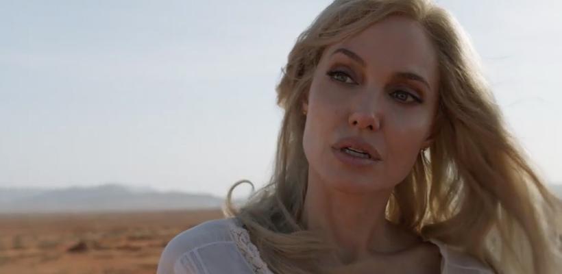 Angelina Jolie rechazó un papel de superheroína famosa antes de unirse a Eternals