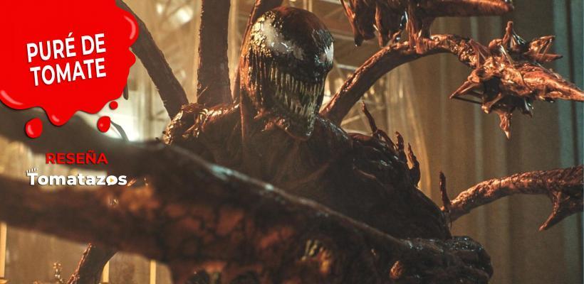 RESEÑA | Venom: Carnage Liberado | Se extraña la clasificación R