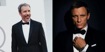 Ojo aquí, MGM: Denis Villeneuve quiere dirigir una película de James Bond