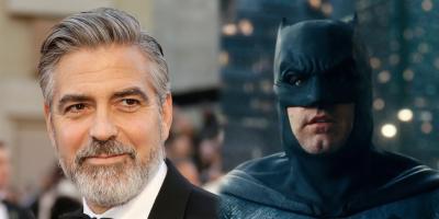 Ben Affleck arruinó la franquicia de Batman, dice George Clooney