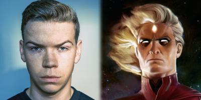Guardianes de la Galaxia Vol. 3 podría tener a Will Poulter como Adam Warlock
