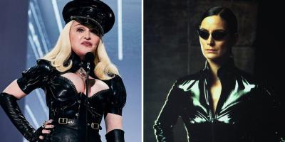 Madonna rechazó un papel en The Matrix y ahora se arrepiente