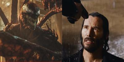 Matrix Resurrections entorpeció el rodaje de Venom: Carnage Liberado