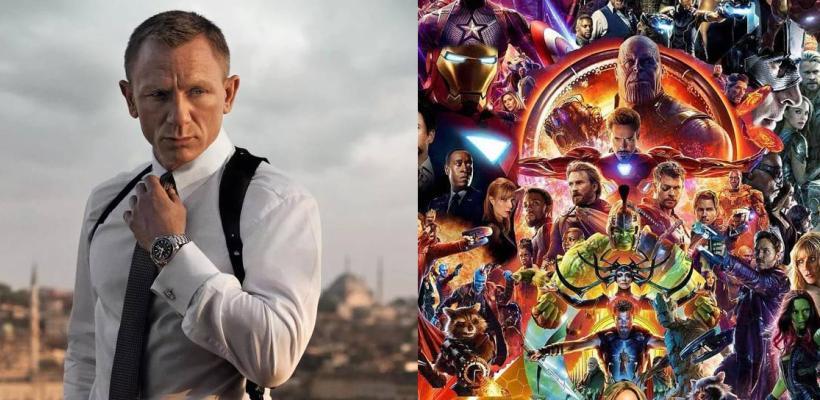 Daniel Craig podría interpretar a un villano de Marvel Studios