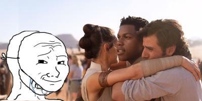 Disney se burla de su trilogía de Star Wars