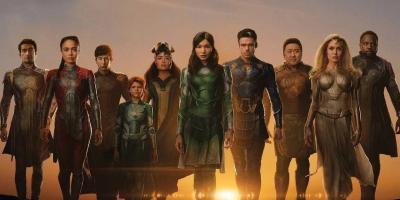 Eternals supera a Shang-Chi y Black Widow en preventa de boletos