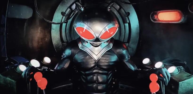 DC FanDome: Aquaman and the Lost Kingdom lanza un detrás de cámaras