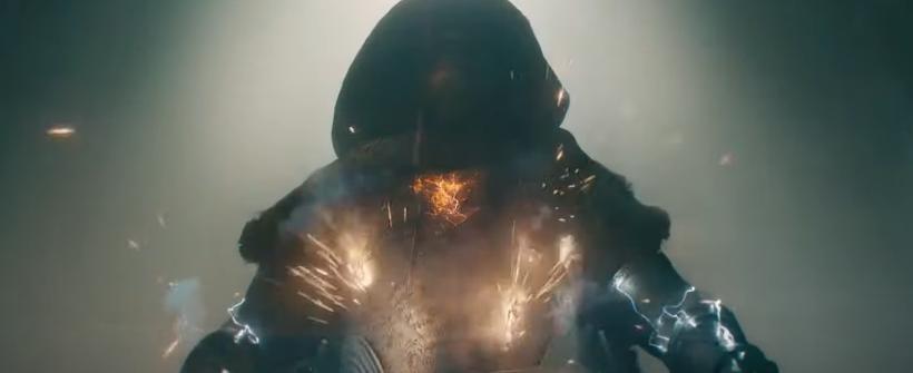 Black Adam - Teaser de DC FanDome