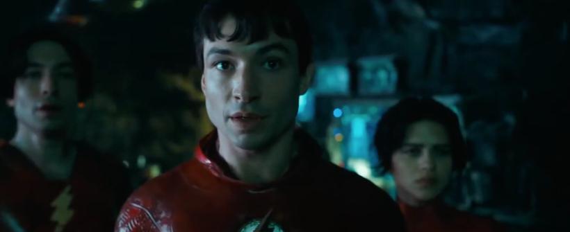 The Flash | Teaser Trailer del DC FanDome 2021 (Vistazo al Batman de Michael Keaton)