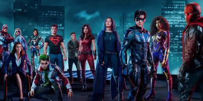 Titans es renovada para cuarta temporada y lanza avance del final de la tercera