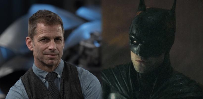 Zack Snyder dice que el nuevo tráiler de The Batman es increíble y Matt Reeves le responde