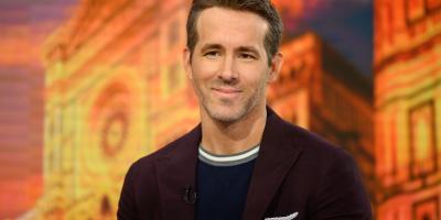 Ryan Reynolds anuncia que se retira de la actuación de manera temporal