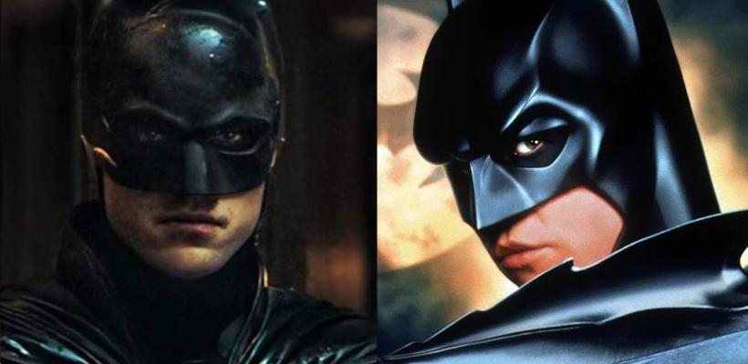 The Batman: Robert Pattinson utilizó el traje de Val Kilmer en pruebas de vestuario y lo odió