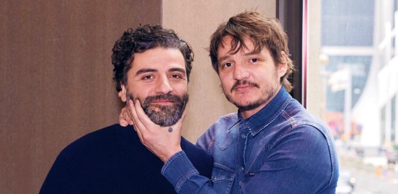 Oscar Isaac dice que Pedro Pascal es su novia