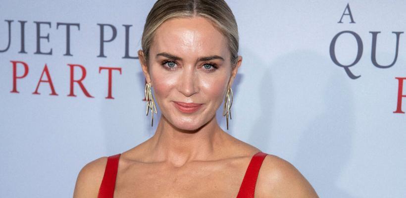 Emily Blunt se une a Oppenheimer, la más reciente cinta de Christopher Nolan