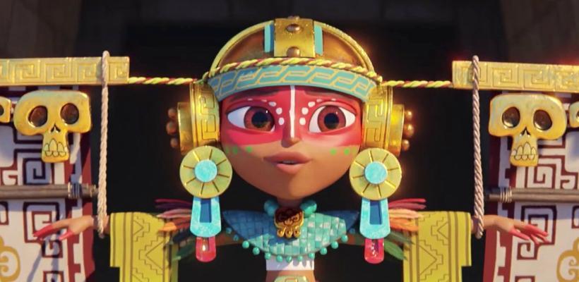 Maya y los Tres ya tiene calificación de la crítica