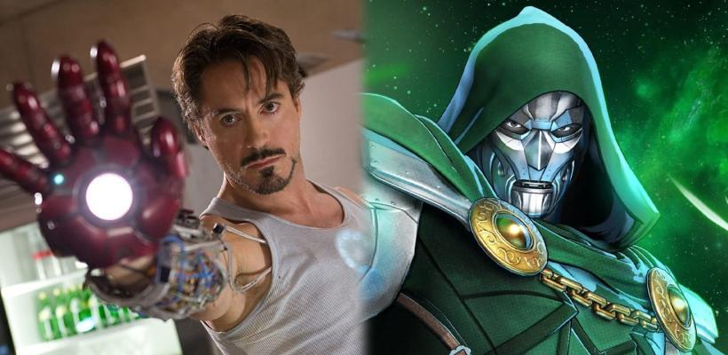 Robert Downey Jr. originalmente iba a interpretar al Doctor Doom para Marvel
