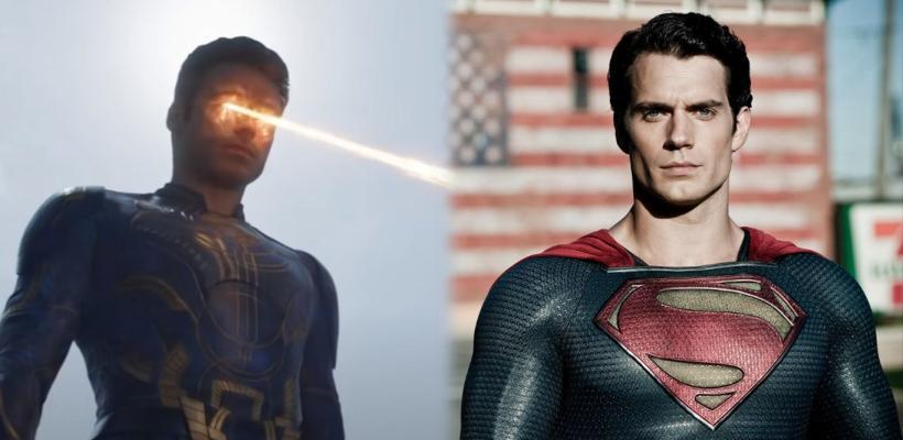 Eternals: Chloé Zhao dice que Ikaris es la versión de Superman de Marvel