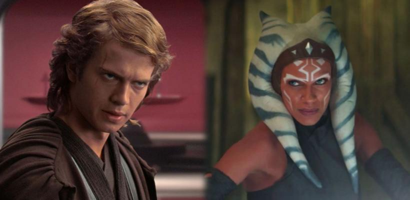Star Wars: Hayden Christensen regresará como Anakin en serie de Ahsoka Tano