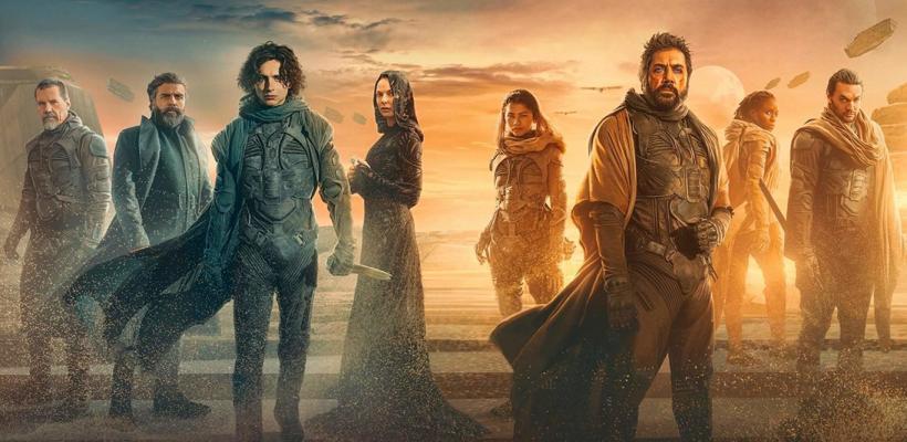 Dune rompe récord de taquilla de las películas con estreno simultáneo en cines y HBO Max