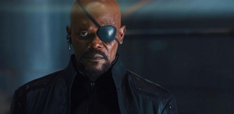 Nick Fury originalmente sólo iba a aparecer en Iron Man
