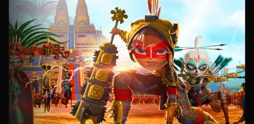 METE-CRÍTICA   Maya y los tres, y lo que le hace bien a la animación mexicana