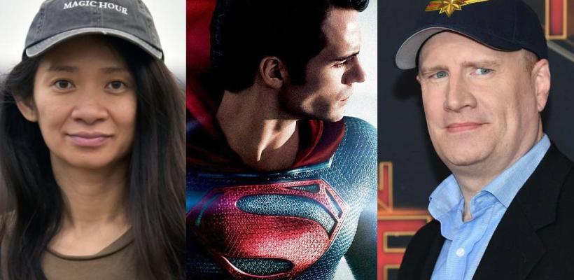 Eternals: Chloé Zhao habla sobre la reacción de Kevin Feige al incluir referencias de Superman en la película