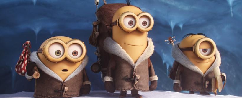 Minions – Nuevo trailer oficial en español