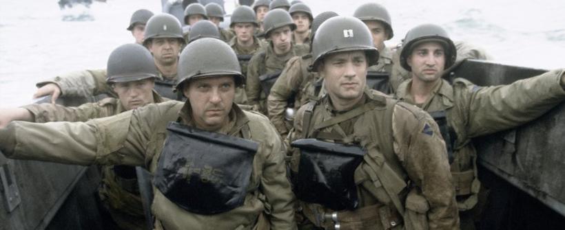 Rescatando al Soldado Ryan - Trailer Oficial