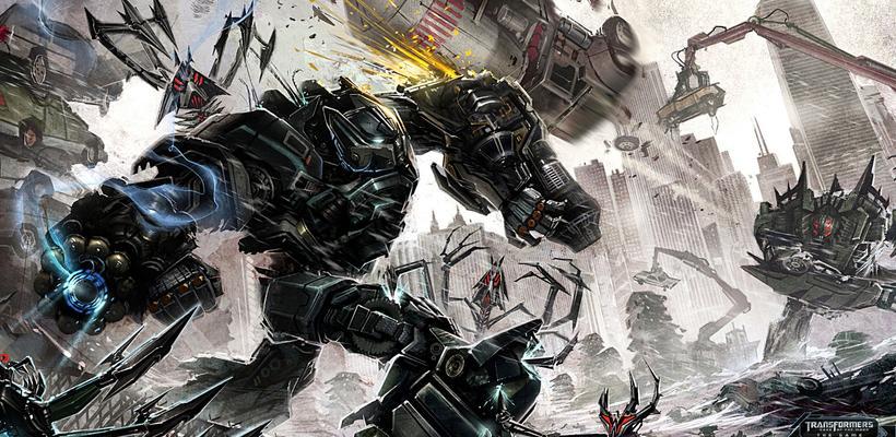 ¿Listos para 12 películas más de Transformers?