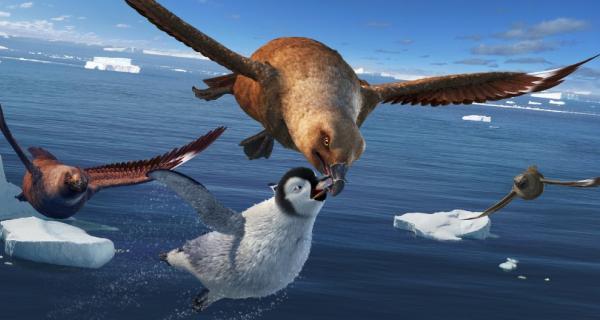 Happy Feet 2: El Pingüino trailer 3 doblado HD - oficial de Warner Bros. Pictures