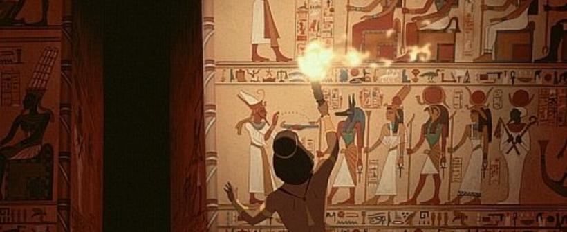 El Príncipe de Egipto - Tráiler
