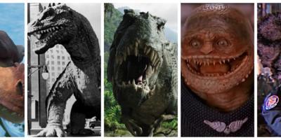 18 dinosaurios del cine y la TV (que no viven en Jurassic Park)